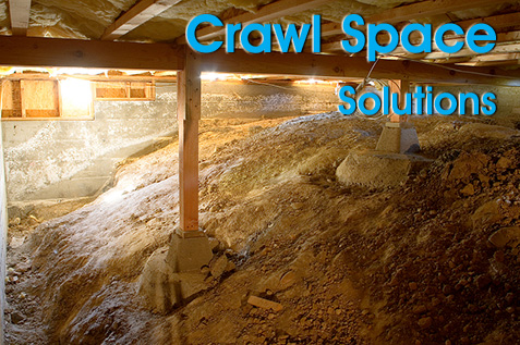 Foam Anchorage - Crawl Space Remediation Services